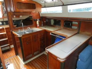 C&C Landfall 38 Galley