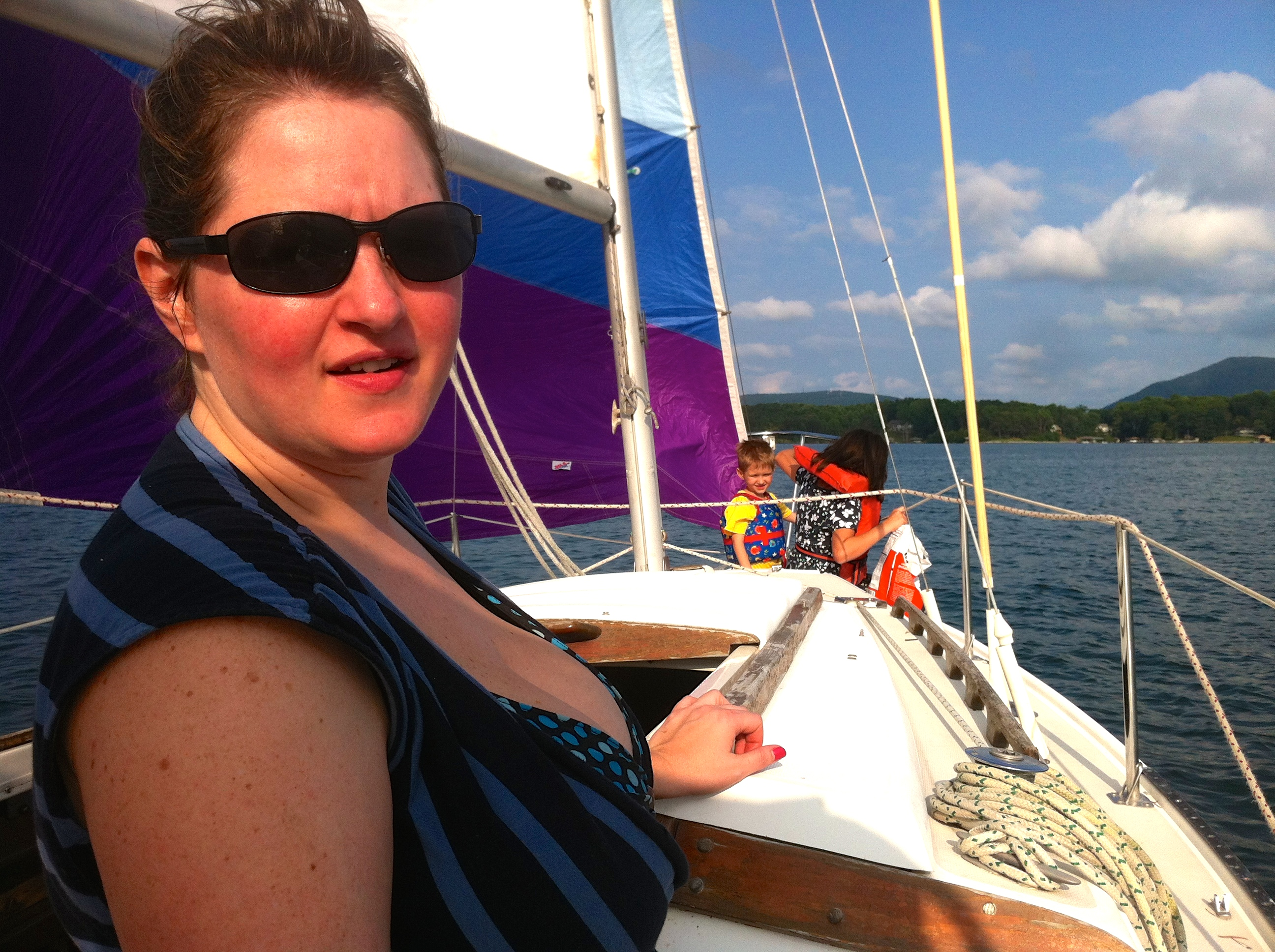 Catalina 25 Review Which Sailboat 27 Wiring Diagram Family Sailing