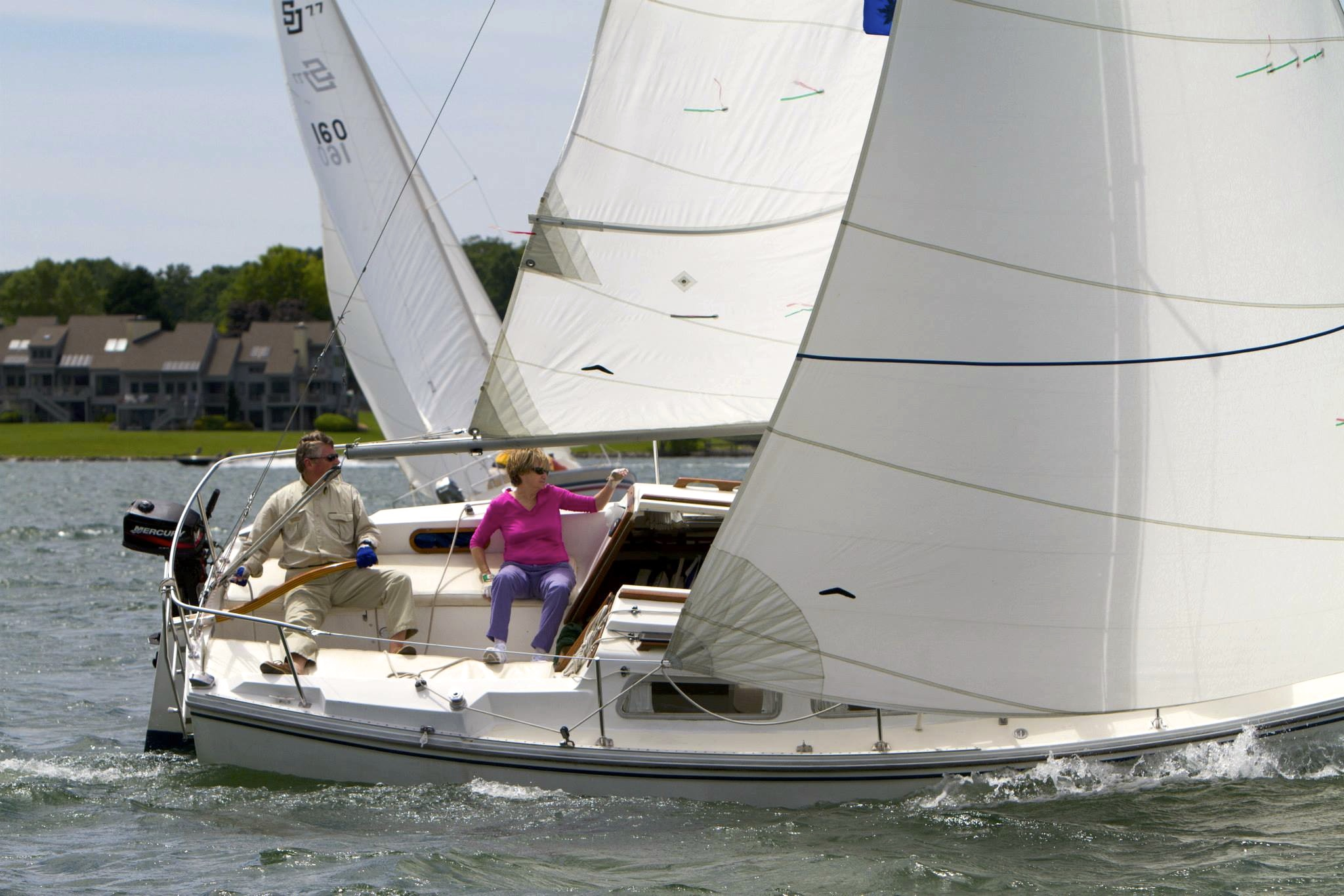 catalina 25 review which sailboat a catalina 25 racing under a 150% genoa