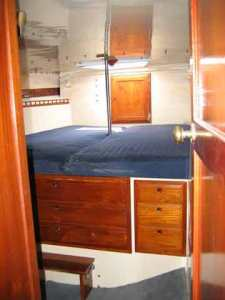 Columbia 45 Aft Cabin