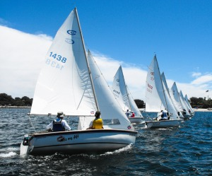 Catalina 14.2 Class Racing, Courtesy Arizona Yacht Club