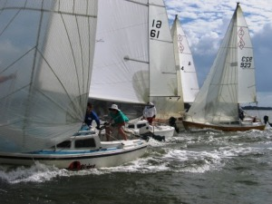 Catalina 22 Racing