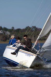 Catalina 22 Sailing