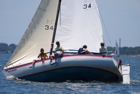 Catalina 22 Review | Which Sailboat?