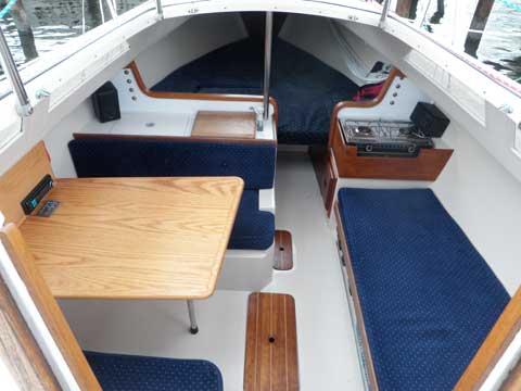 Catalina 22 Review ndash Which Sailboat