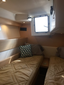 Jeanneau 57 Aft Starboard Stateroom