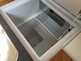 Jeanneau Sun Odyssey 349 Refrigerator