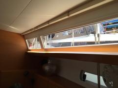 Jeanneau Sun Odyssey 389 Main Salon Portlights