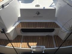 Jeanneau Sun Odyssey 44DS Boarding Steps