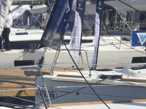 Jeanneau Sun Odyssey 349 Bow and Fore Deck
