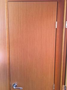Jeanneau Sun Odyssey 44DS Door to Forward Port Cabin
