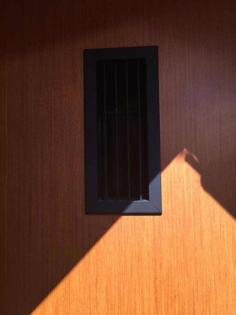 Jeanneau Sun Odyssey 44DS HVAC Vent