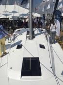 Jeanneau Sun Odyssey 44DS Deck, View Aft