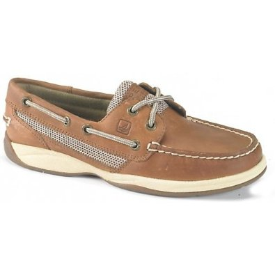 These Sperrys Will Have Hard Soles Soon Because You Clean Your Deck In Them